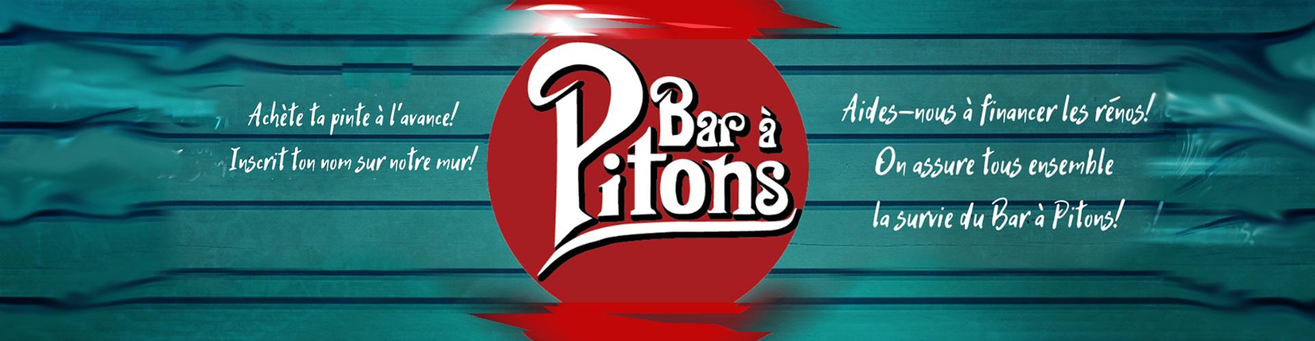 Bar à Pitons