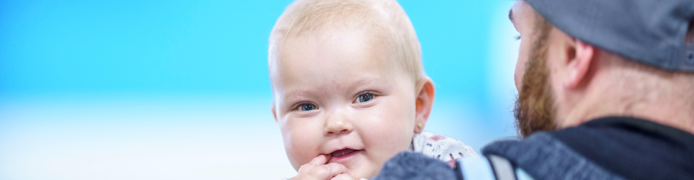 Maëly, 10 mois