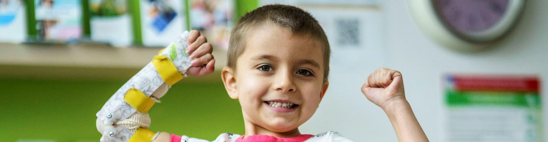 Alyah, 4 ans